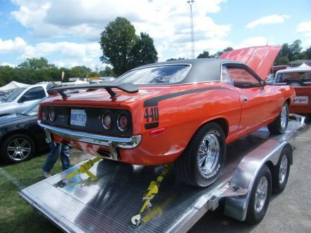 440 Plymouth 'Cuda