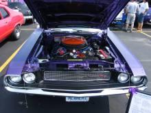 1970 Plum Crazy Hemi Challenger