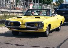 Coronet convertible at Woodward Dream Cruise 2015